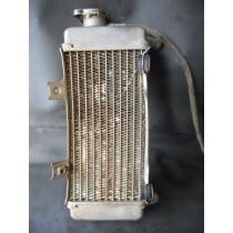 07 HONDA CRF250 Right Radiator Rad Cooling RIGHT SIDE Honda C R F 250 2007 07