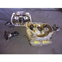 Cylinder Head Assembly with Cam & Rockers for Honda SL230 SL 230 X 2002 02