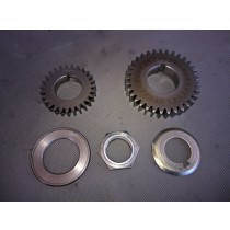 Primary Drive Spur Gears Cogs for Husqvarna TE510 TE 510 450 2008