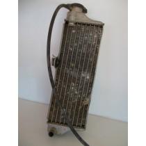 00 HUSQVARNA CR250 Right Radiator Rad Cooling WR 360 2000 P/N 800092216