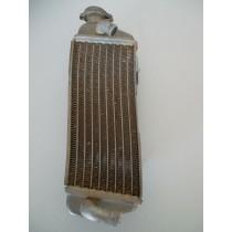 02 KTM 200EXC Left Radiator Rad Cooling KTM 200 EXC 2002 P/N 50335007100