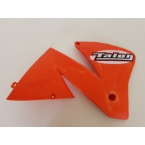 KTM 250EXC Right Tank Shroud Guard Protector 250 EXC 2001 5030805010004