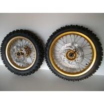 04 KTM 65SX Talon Wheels Hubs Rims Set & Discs SX 65 03-08 2004