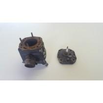 Barrel Cylinder Jug Pot & Head for Husqvarna XC250 XC 250 1984 84 69.3mm bore
