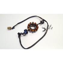 Honda CRF450R 2009 Stator Generator Pulse Coil Alternator CRF 450 R 09 31120-MEN-A31