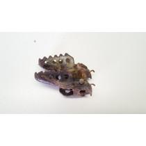 Footpegs  Pegs For Suzuki RM80 RM 80 2000 87-01 43560-02B00-019 43550-02B01-019