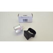 Honda Kawasaki KTM Suzuki Yamaha 12V 2 Pin Variable Wattage Load Indicator Flasher Relay Can #IR3