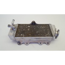 Yamaha YZ250F 2004 Right Radiator Tank Alloy WR YZ YZF WRF 250 04-06