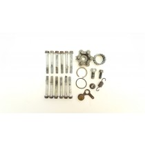Change Holder Drum and Assorted Crankcase Bolts KX250 1995 KX 250 Miscellaneous Misc 1988-1996 #130911555