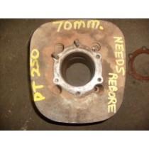 Yamaha DT250 DT 250 Barrel Cylinder Jug Pot 1m100