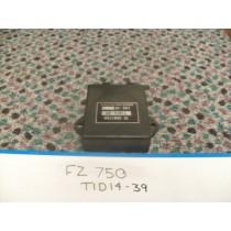 Yamaha FZ250 FZ 250 CDI Unit Black Box Igniter