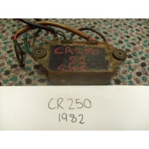 Honda CR250 CR 250 CDI Unit Black Box Igniter 1982 82