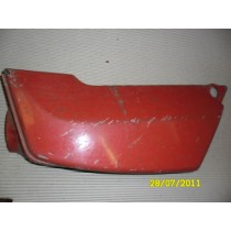 Kawasaki Z750 Z 750 B Side Cover Cowling Red
