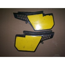 Husqvana 260 Sidecovers Plastic Shrouds Side Cover 1989