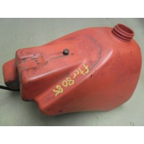 Honda CR80 CR 80 Fuel Petrol Gas Tank 1985 85