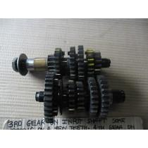 Husqvarna TE610 TE 610 Gear Box Gearbox Transmission