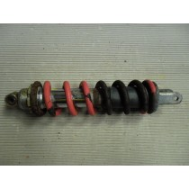 Honda XL600 XL 600 Rear Shock Absorber Strut Spring 1983 83 Fair condition