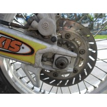 Husqvarna WR360 WR 360 Rear Brake Disc 1996 96 Very good condition