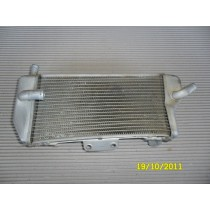 Yamaha YZ250 YZ 250 F YZF 2006 06 Left Radiator Water Cooler Parts Bits