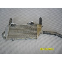 Yamaha YZF250 YZ250 250 YZ F Right Radiator Water Cooler Parts Bits Fair