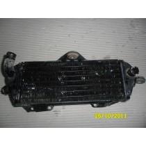 Kawasaki KDX250 KDX 250 1991 91 Radiator Water Cooler LHS Left