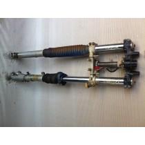 Yamaha DT200 DT 200 1991 91 Front Suspension Forks