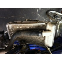 Yamaha YZ125 YZ 125 2000 00 Left Radiator
