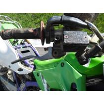 Kawasaki KLX300 KLX 300 1997 97 Front Brake Master Cylinder Lever Nissin
