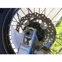 Kawasaki KX450F KX 450 F 2008 08 Rear Brake Disc