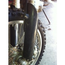 Front Fork Guards Protectors to suit KTM 450EXC 450 EXC 2005