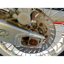 Husqvarna WR250 WR 250 Rear Brake Disc 1995 95
