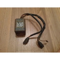 Yamaha YZ400 YZ 400 B 1975 75 Steel CDI Unit Ignition Black Box 8T 00172 S.S.M