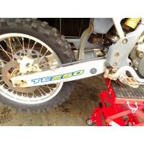 Husqvarna TE250 2005 Swingarm Rear Swing Pivot Arm TE TC 250 450 510 2005 05 # 8000 99616