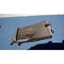Left Radiator for Honda CR250 CR 250 2002 02 2 Stroke