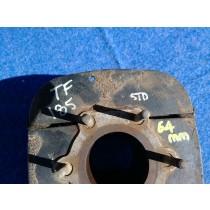 Barrel Cylinder Jug Pot for Suzuki TF185 TF 185 64mm Standard Bore