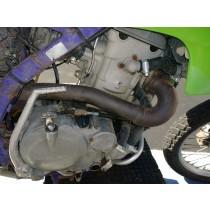 Exhaust Header Pipe for Kawasaki KLX650 KLX 650 B 1996 96