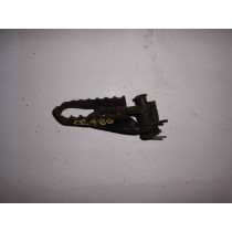Footpeg Foot Peg Rest for Honda CR480 CR 480 1982 82