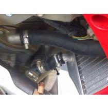 Radiator Hoses for Honda CRF450R CRF 450 R 2009 09