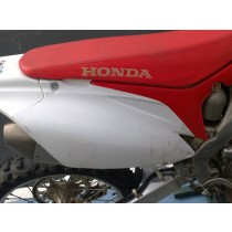 Right Side Cover for Honda CRF450R CRF 450 R 2009 09