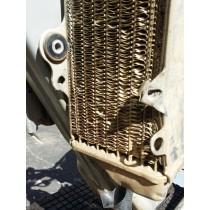 Left Radiator off a Husqvarna TE510 TE 450 510 2005