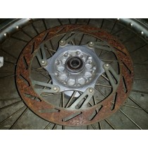 Front Brake Disc Rotor off a KTM 1996 96 EGS SX EXC GS MX