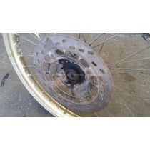 Front Brake Disc Rotor off a Suzuki 1989 89 TS250X DR200 DR TS 250 ??