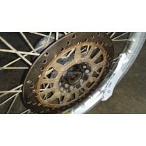 Front Brake Disc Rotor off a Yamaha YZ250 YZ 250 1988 88