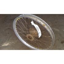 Front Wheel Hub Spokes Rim off a Kawasaki KDX200 KDX 200 1991 91