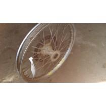 Front Wheel Hub Spokes Rim off a Kawasaki KX250 KX 250 125 1993 93