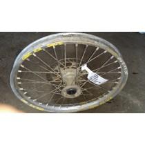 Front Wheel Hub Spokes Rim off a Kawasaki KX250 KX 250 125 2000 00