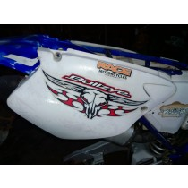 Right Side Cover for Yamaha YZ250 YZ 250 2 Stroke 2001 01