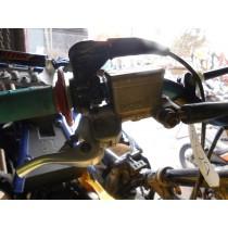 Front brake Master Cylinder Off Yamaha YZ125 YZ 125 1997