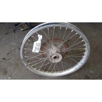 Front Wheel Hub Spokes Rim off a Suzuki RM125 RM 125 250 1996 96