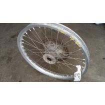 Front Wheel Hub Spokes Rim off a Yamaha YZ250 YZ 250 2001 01 YZ 125